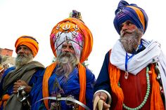 colors of the Punjab, India