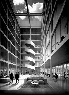 E2A Piet Eckert und Wim Eckert Architekten · Geistlich Areal in Schlieren · Divisare