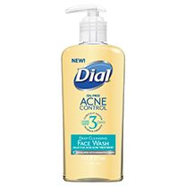 Dial Acne Control Face Wash.  I haven't had the opportunity to try this product but I think it would be one I would like.