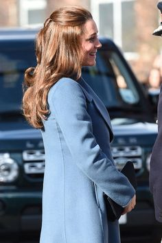 One Detail of Kate Middleton's Latest Half-Up Hairstyle That's Going to Make Your Day