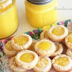 Lemon Bar Cookie Cups Recipe - Key Ingredient