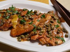 Get The Best Chicken Piccata Recipe from Food Network
