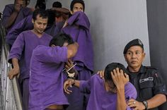 15-Year-old Girl Gang-Raped by 38 Muslim Men in Malaysia--Thank goodness god will intervene on all human cruelty, and bring to ruin all those ruining the earth, and putting and end to atrocities against other humans! Satan is laughing all the way to his sub-human bank of sikness and despair.