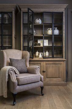 Onze Charmante Fauteuil Wellington Is Een Tijdloze Klassieker Home Decor Home House Interior