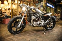 Garage Project Motorcycles' Honda CX500