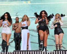 Little Mix Summertime Ball 2014