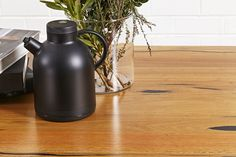 Australian recycled Blackbutt looking lovely! Recycling, Water Bottle, Vase, Furniture, Home Decor, Decoration Home, Room Decor, Water Flask, Recyle