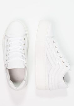 free shipping 80e1b 485fc Selected Femme SFALBA - Baskets basses - white - ZALANDO.FR Service Client,  Baskets