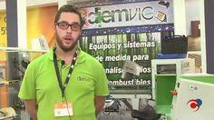 ¿Cómo medir el nivel de humedad en biocombustibles? Diemvic en Expobioma...