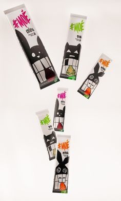 #MOE energetic bars (Student Project, Russia) on Packaging of the World - Creative Package Design Gallery