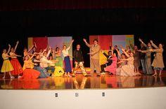 """Yough High School prepares for its spring musical, """"Bye Bye Birdie."""""""