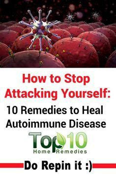 Home Remedies for #Autoimmune #Diseases