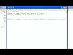 Tutorial 79 - Imparare Python - #Corsi #Corso #Imparare #ITA #Italiano #Lezione #Lezioni #Linguaggio #Programma #Programmare #Programmazione #Python #Tutorial #Video http://wp.me/p7r4xK-Le