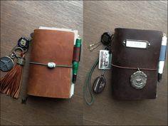 Personalizzazione shopper di un certo rinomata caffetteria   notebook tutti posted del viaggiatore - MIDORI