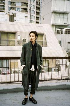 """billy-george: """"Araki Yuu, Tokyo Photo by Julien Boudet """""""