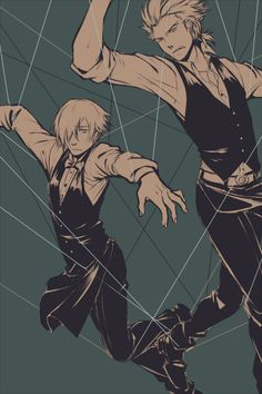 Death Parade, Decim and Ginti