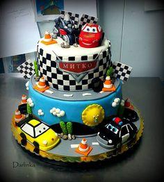 Macqueen cake