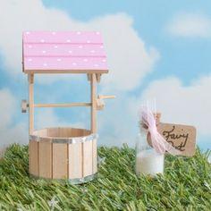 pink wishing well for Fairy Doors uk