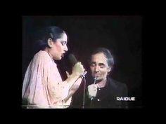 Mia Martini - Dopo l'amore (con Charles Aznavour) - YouTube