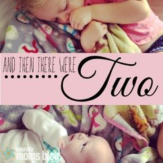 Then There Were Two | Knoxville Moms Blog, siblings, motherhood, growing your family