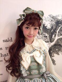 Lolita fashion - Baby the Stars Shine Bright - Misako Aoki