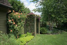 Knapp & Associates, landscape architecture, landscape design, garden structure, arbor, garden structure