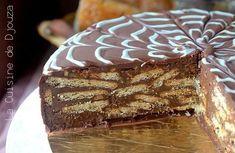 Gâteau au chocolat sans cuisson (Biscuits et Ganache) - The Best Anti İnflammatory Recipes Dessert Sans Four, Chocolate Recipes, Chocolate Cake, No Bake Desserts, Dessert Recipes, Cakes Without Butter, Fridge Cake, Food Wallpaper, Anti Inflammatory Recipes