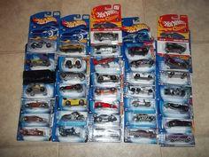 HUGE HOT WHEELS CARS LOT   2 TREASURE HUNTS (38 CARS TOTAL) 1/64 SCALE FREE SHIPPING