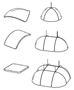 modular lamp shade design ideas