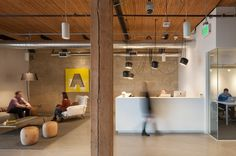 Artefact Offices by Graham Baba Architects. Seattle.