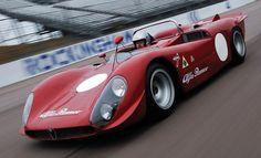 1969 Alfa Romeo Tipo