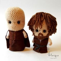 I Crochet Game Of Thrones Characters / Part 2 | Bored Panda