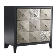 I pinned this Brewster Blockfront Chest from the Hooker event at Joss and Main!