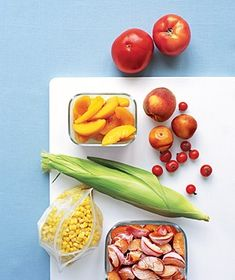 Here's how to freeze fresh summer produce (you'll thank yourself come January!)