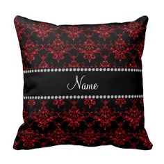 ==> reviews          	Personalized name red glitter damask pillow           	Personalized name red glitter damask pillow we are given they also recommend where is the best to buyThis Deals          	Personalized name red glitter damask pillow today easy to Shops & Purchase Online - transferred...Cleck Hot Deals >>> http://www.zazzle.com/personalized_name_red_glitter_damask_pillow-189530551534886924?rf=238627982471231924&zbar=1&tc=terrest