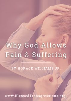 God sometimes uses pain and suffering to humble us and to break our self reliance. To remind us of how dependent we are on Him. Every breath we take, our abilities and talents, everything we have is because God blesses us. I definitely needed to be reminded of that prior to my stroke. {click to read more!}