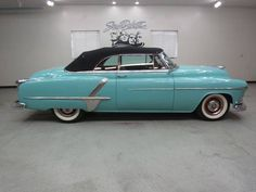1952 Oldsmobile Super 88 Convertible Maintenance of old vehicles: the material for new cogs/casters/gears/pads could be cast polyamide which I (Cast polyamide) can produce