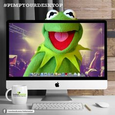Wir lieben Desktopbilder bei uns in der Agentur! Hier gibt's fast schon einen heimlichen Contest, um den besten Bildschirmhintergrund. Und jetzt könnt ihr mitmachen! Zeigt uns eure Desktopbilder. Wir freuen uns über jede Inspiration. #PimpYourDesktop