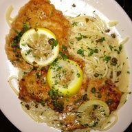Bertuccis Restaurant : Chicken Piccata