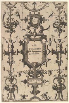 Johannes van Doetecum the elder (Netherlandish, active 1554–ca. 1600, died 1605)