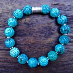 Turquoise is a sacred material in Tibet. It is thought to preserve the families wealth, and medicinal practices. Tibetan Jewelry, Preserve, Wealth, Turquoise Bracelet, San Diego, Families, Gems, Park, Store