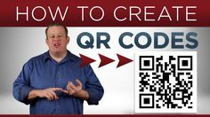 How To Create QR Codes- Derral Eves explains how to create and leverage QR Codes. Share this Video: http://www.youtu.be/bZdI2YM4938 Get More Great Tips - Sub...