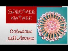 Tutorial: Calendario dell'Avvento fai da - Advent calendar