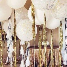 Mensajes #GlitterBalloons
