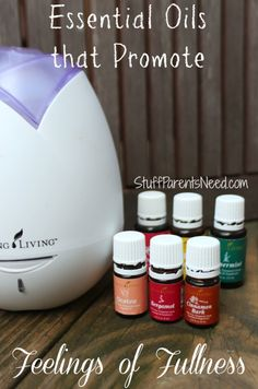 Finding an Essential Oil for Weight Loss: The Aromatic Approach - Stuff Parents Need