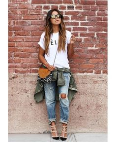 How to wear ripped jeans – the do's and don'ts of looking chic not shabby