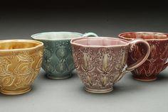 Kristen Kieffer is so talented--one of my favorite potters!