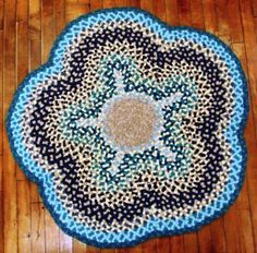 Turquoise Star Rug | Flickr: Intercambio de fotos