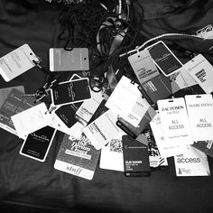 #SS14 #streetstyle #FONYFW #fashion #backstage #runway #NYFW #model #makeup #fashion #photo #trend #pass #credentials