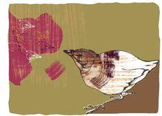 Åkerrikse rødliste fugler av Gunilla Holm Platou - GalleriEKG.no Art Director, Photo Art, Birds, Prints, Animals, Illustrations, Animales, Animaux, Illustration
